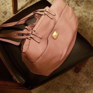 🆕️Donna Karan rosewood large satchel